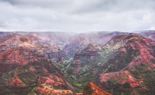 Het prachtige broertje van de Grand Canyon