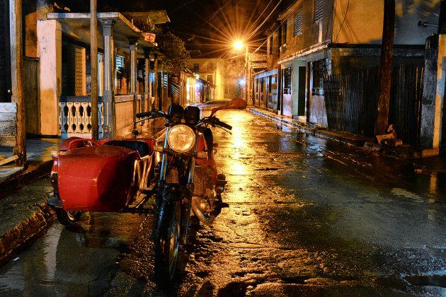 De verlaten straten van Baracoa