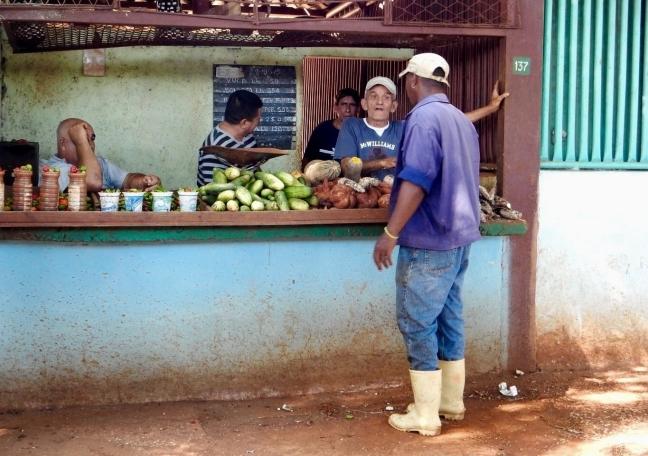 Cubaanse Markt