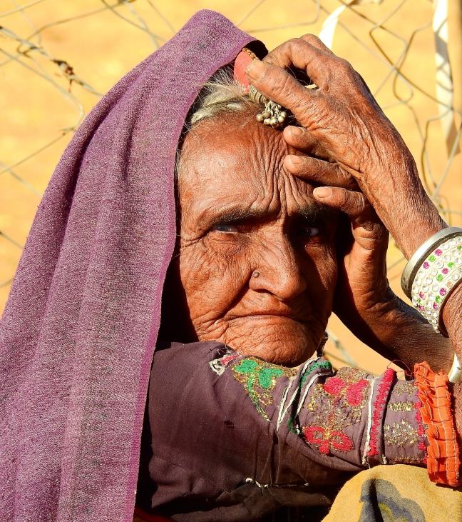 Portret uit Puskhar