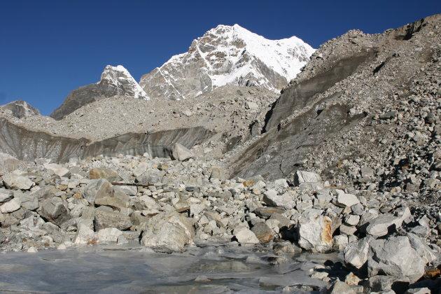 Khumbu gletsjer