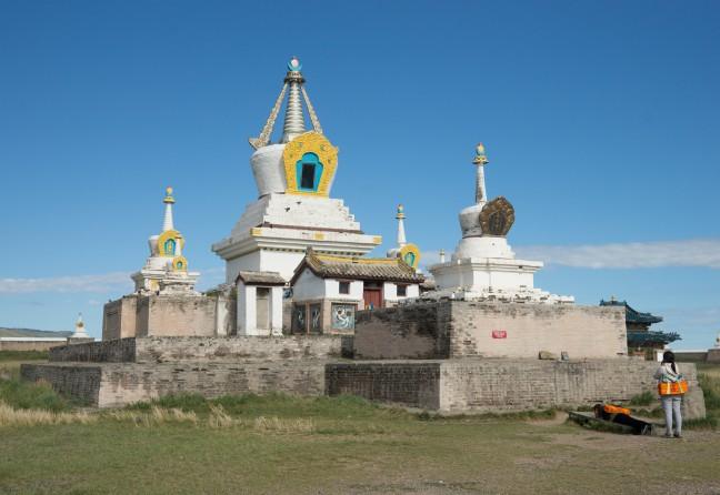 Erdene Zuu Monastery bezoeken