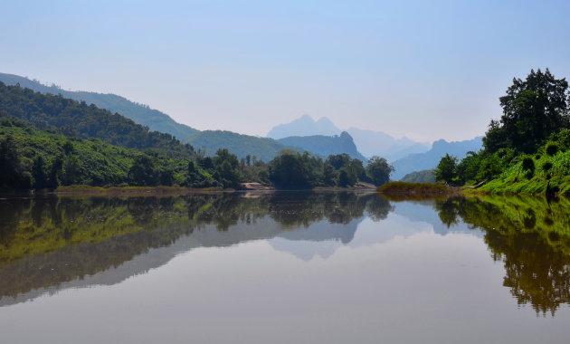 Pijn lijden op de Mekong