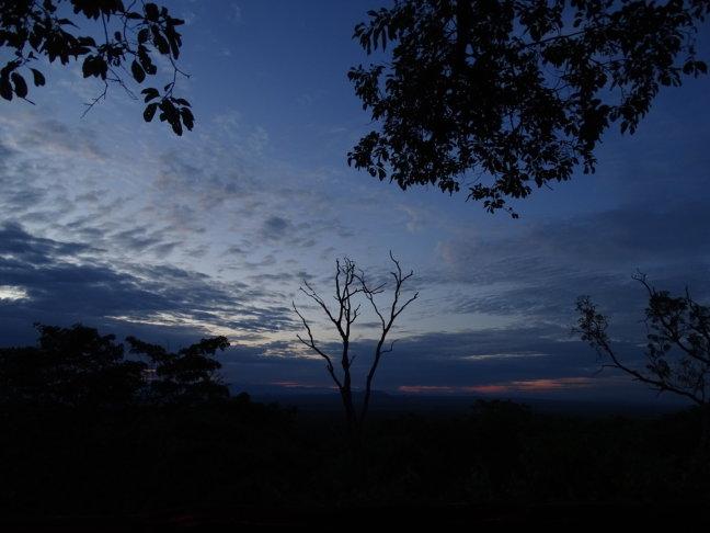 Vuma Hill by night