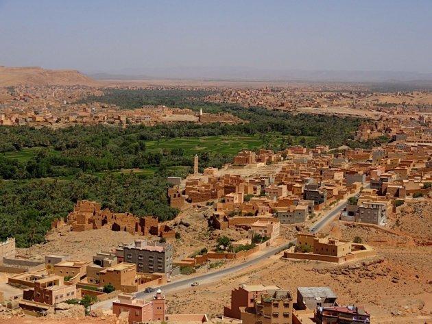 Kashba's en oase in Zuid-Marokko