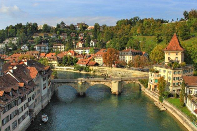 Aare om Bern