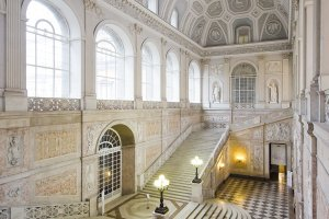 Palazzo Reale - Koninklijk paleis