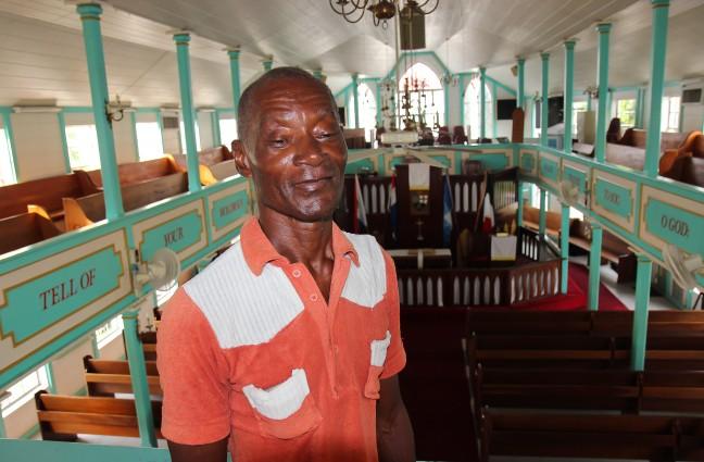 Caribisch kerkje