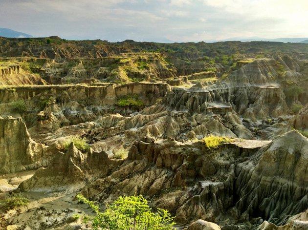 Desierto gris de Tatacoa