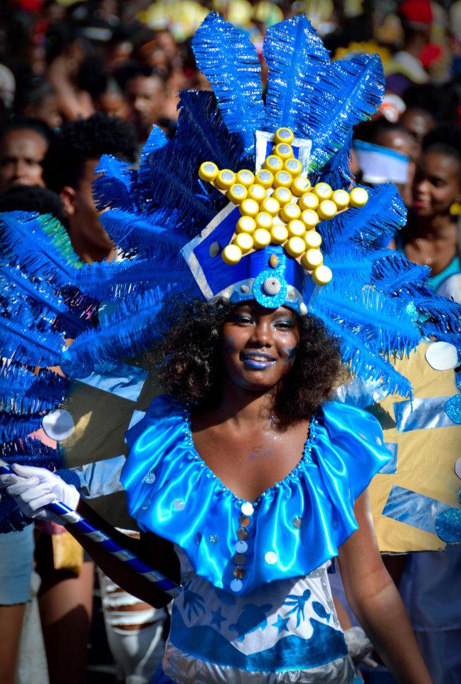 Carnaval in Mindelo