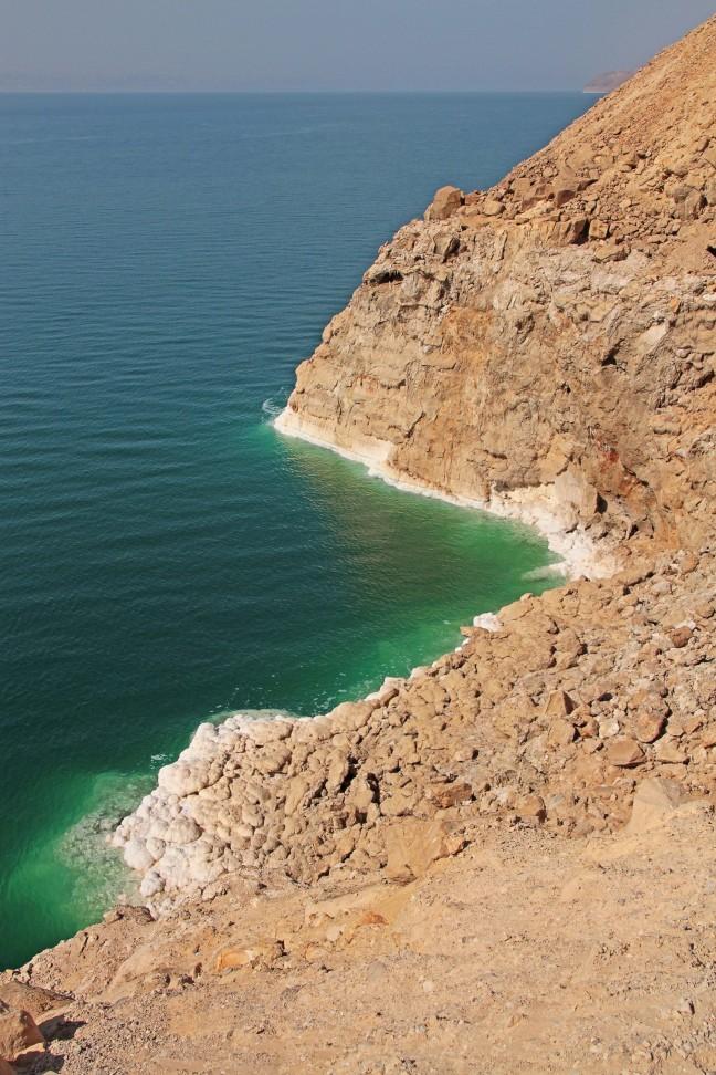 Kust Dode Zee