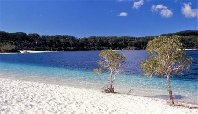 Paradijsje op een eiland