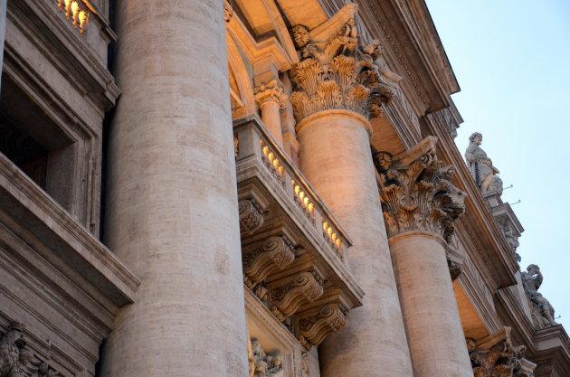 Pauselijk balkon