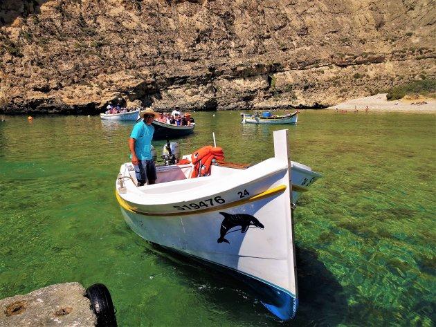 Broodwinning op Gozo