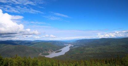 De prachtige Yukon River