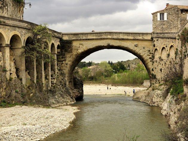 Oud Romeinse brug