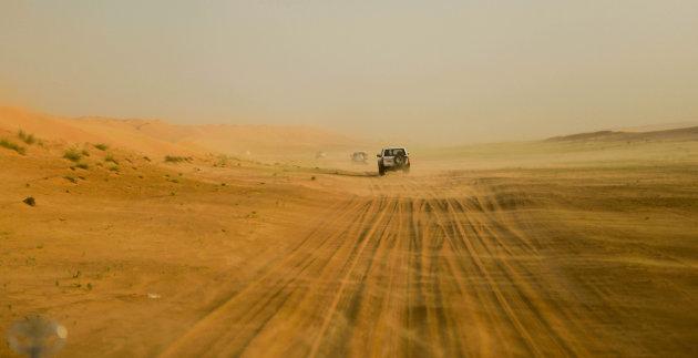 Groen in de woestijn?
