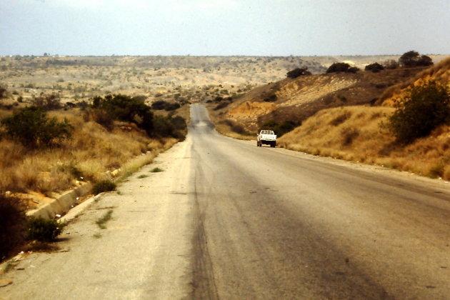 Een lange weg