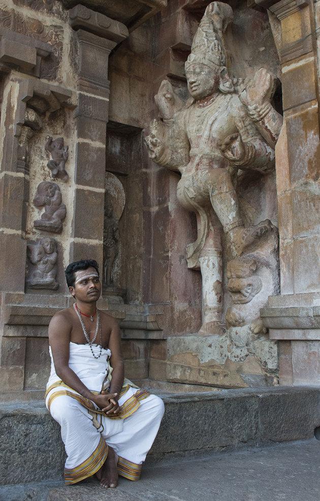 Shiva and the brahmin