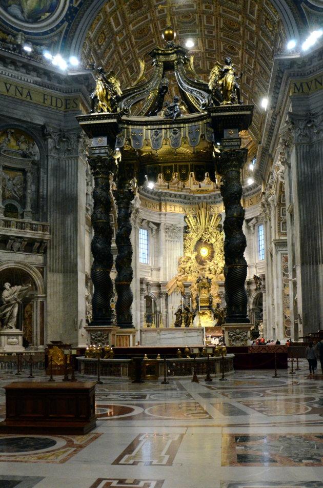 Pauselijke pracht