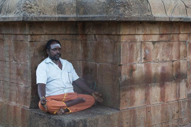 A moment of meditation