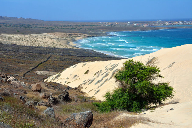 Mooie stranden aan het Baía do Norte