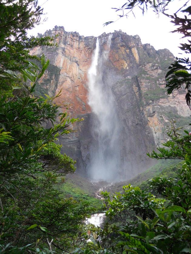 Love bij de Angel Falls