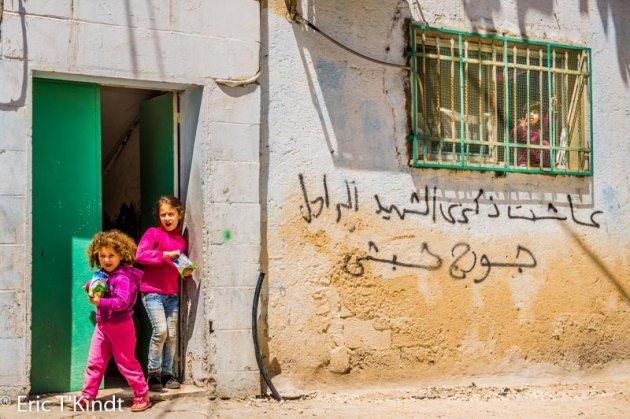 vluchtelingenkamp bethlehem