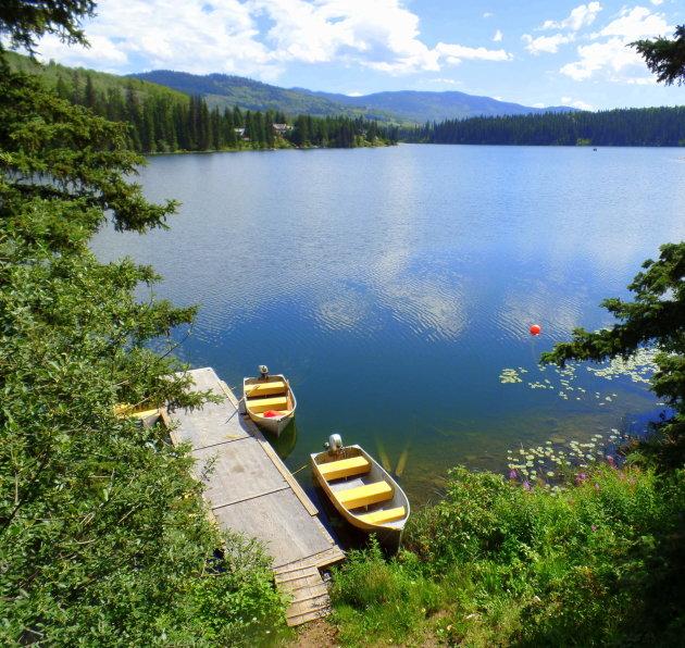 Lac Des Roches