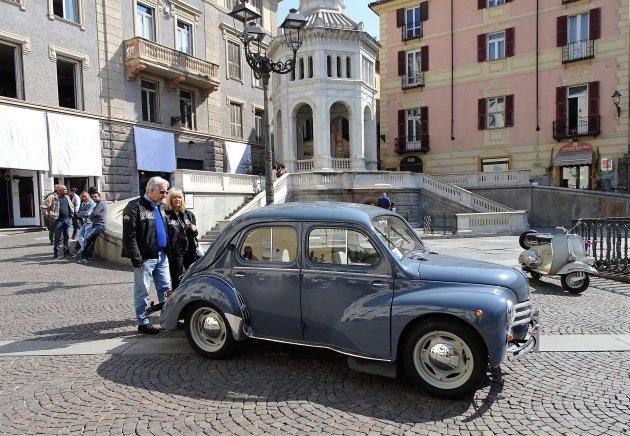 Oldtimers in Acqui Terme