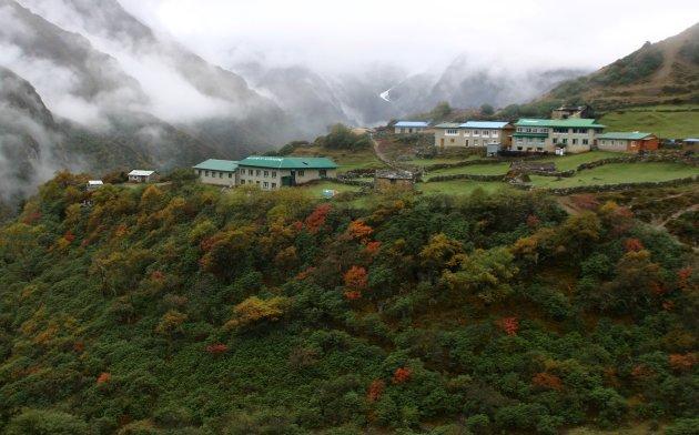 Trekkers dorp