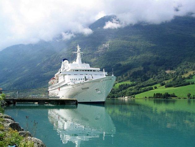 Noorwegen ontdekken met een cruiseschip