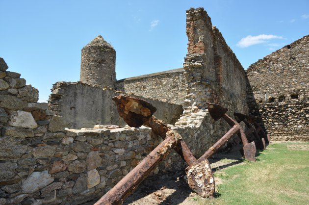 Citadel in Rosas