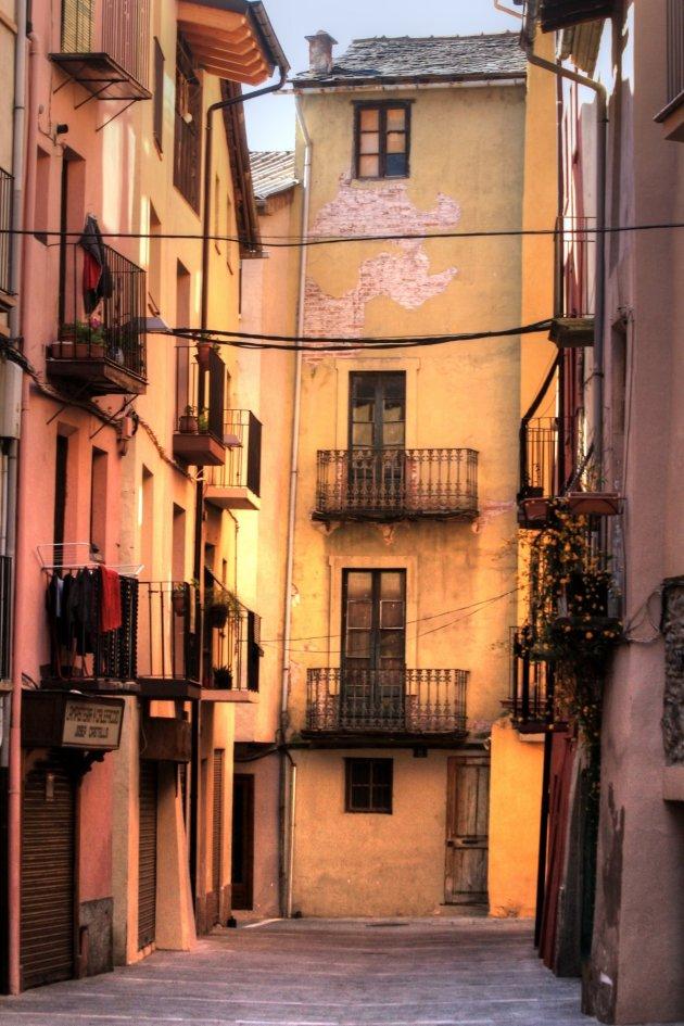 Sue d'Urgell straatje