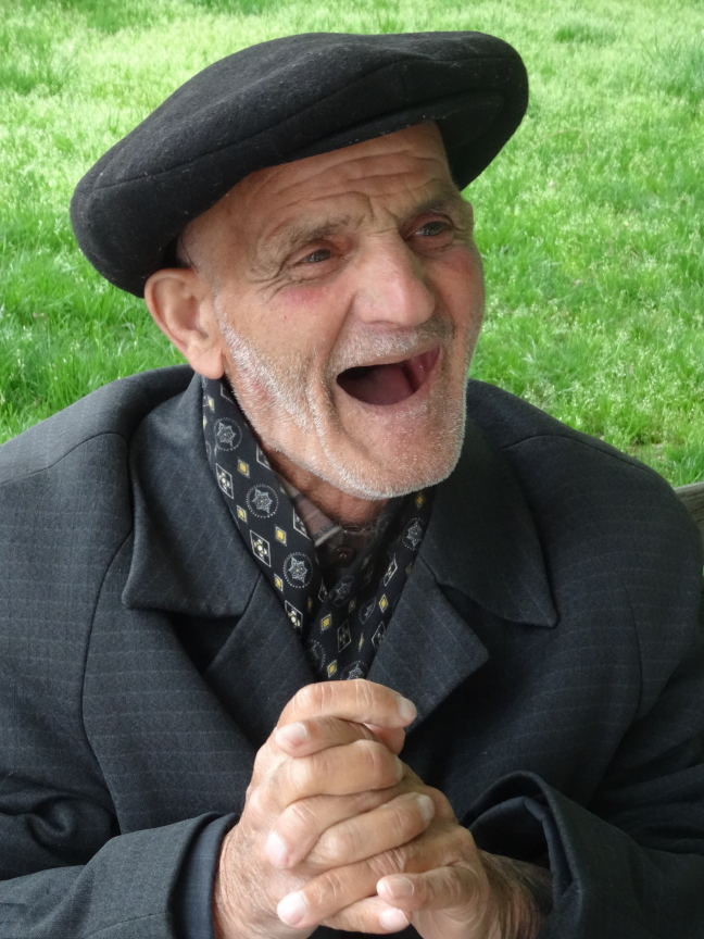 Een oude Azeri
