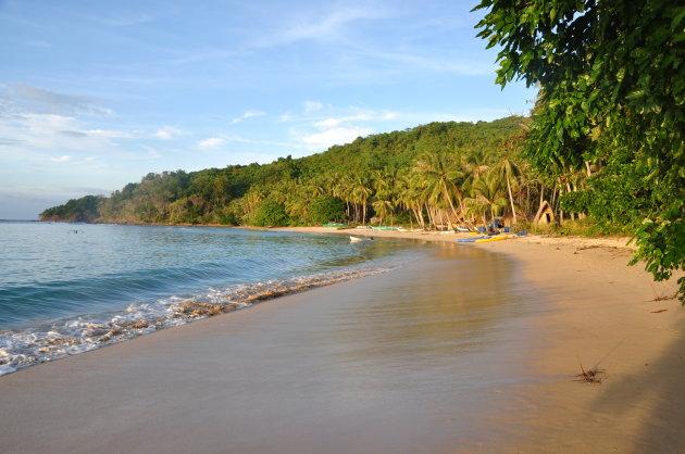 Bounty-eiland hoppen met Tao