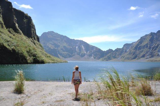 Mount Pinatubo Kratermeer