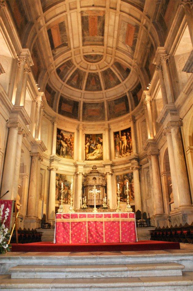 Interieur Mosteiro dos Jerónimos