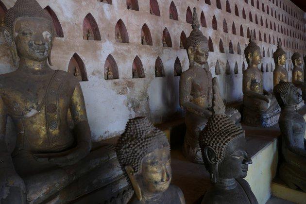 Heel veel buddha's