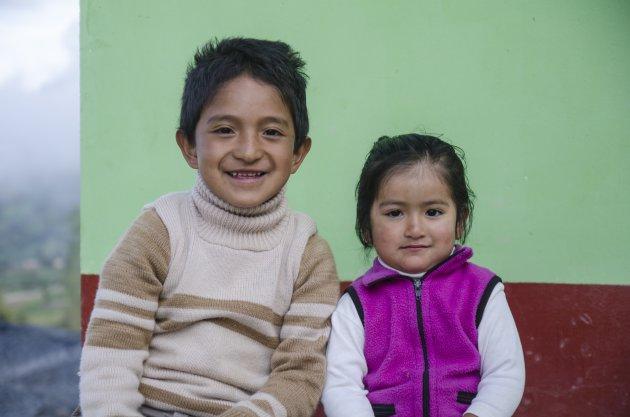 Kinderen van de Andes