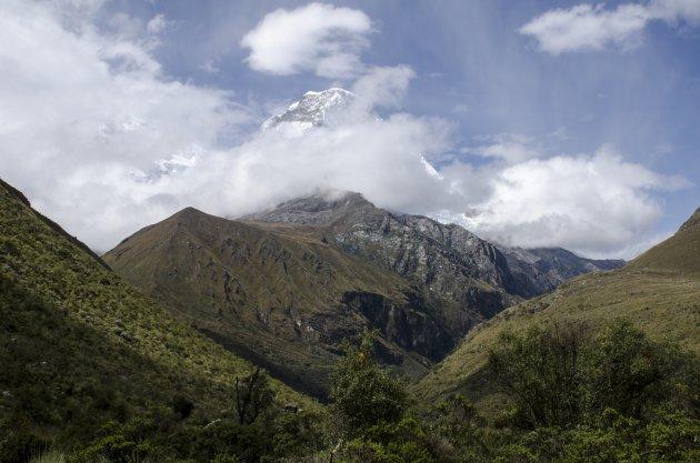 Het hoogste punt van Peru