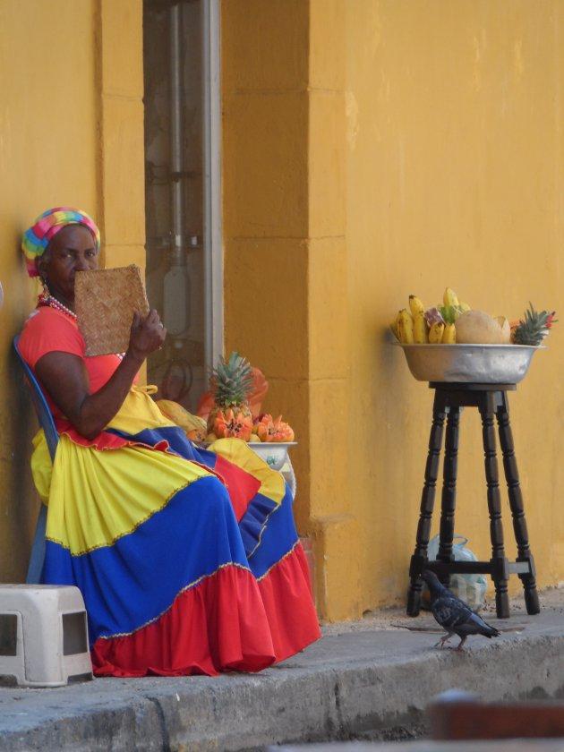 Viva Colombia in Cartagena