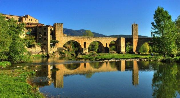 Fluvià Besalú