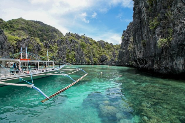 De Lagunes van Palawan