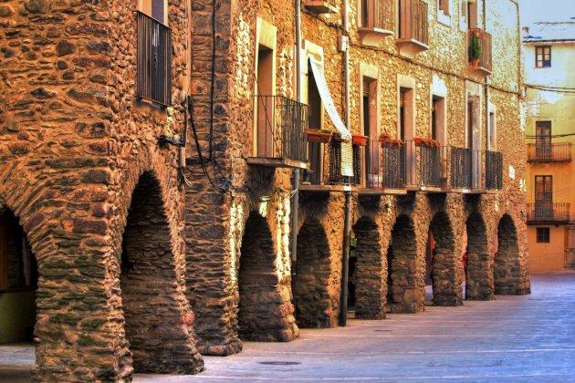 Arcades Sue d'Urgell