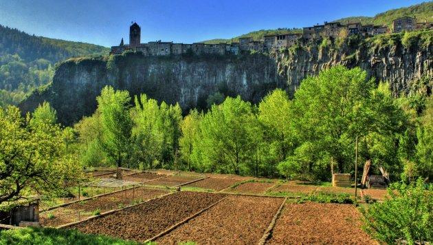 Castellfollit, basaltdorp