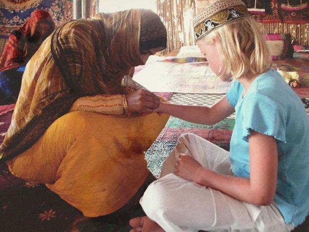 Oman bij de Bedoeïenen