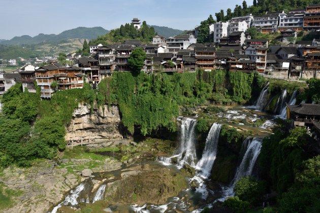 Een authentiek dorp