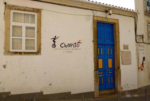 Chapitô in Alfama