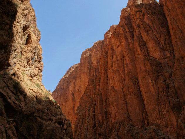 De spectaculaire Todra-kloof